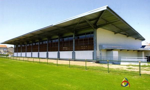 Salle des Sports Raoul Batany à Bordeaux