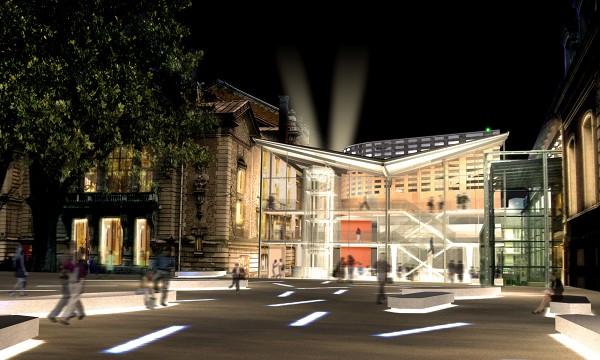 Théâtre Municipal à Evreux
