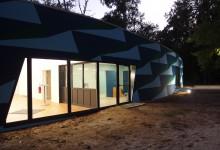 Salle gymnique Lycée Sud Médoc